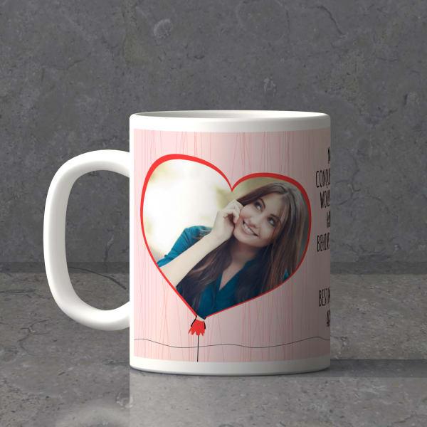 Conquer The World Personalized Birthday Mug