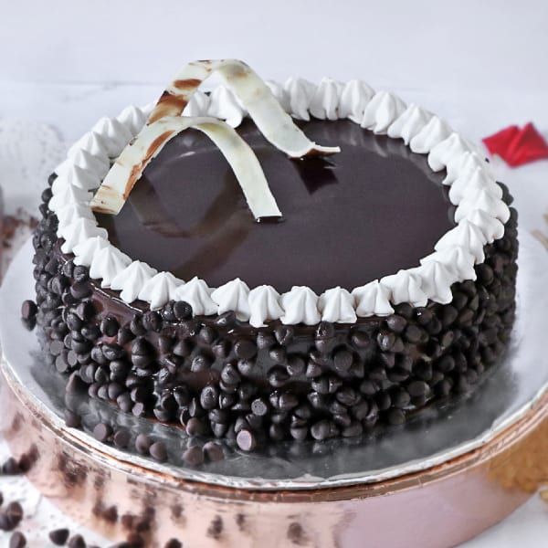 Creamy Chocolate Cake (Half Kg)