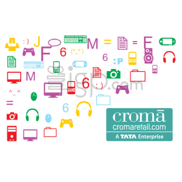 Croma Gift Voucher Rs.500