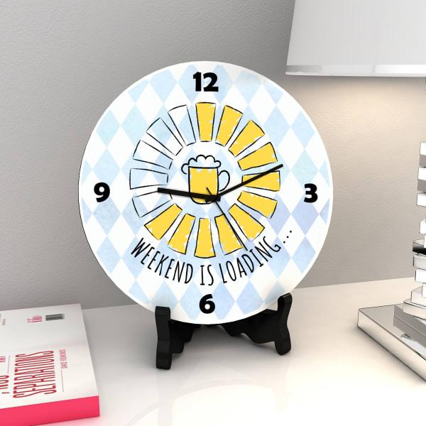 Customized Desk Clock