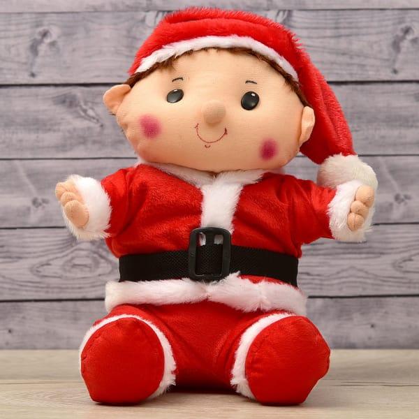 Cute Santa Boy