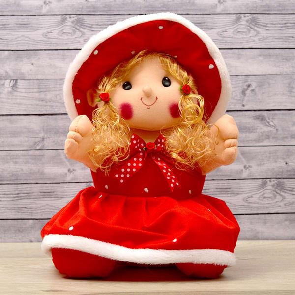 Cute Santa Doll
