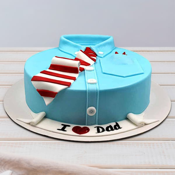 Dad Fondant Cake (1.5 Kg)