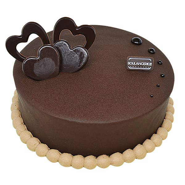 Deep Dark Cake