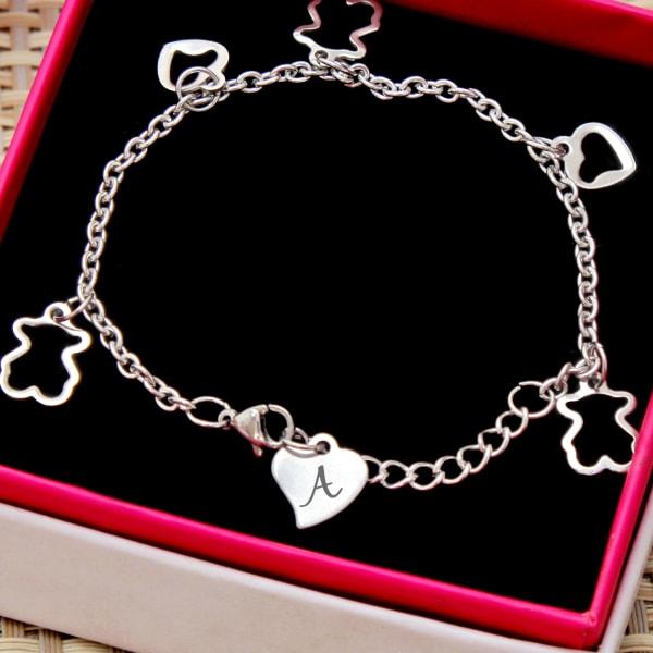 Delicate Personalized Bracelet