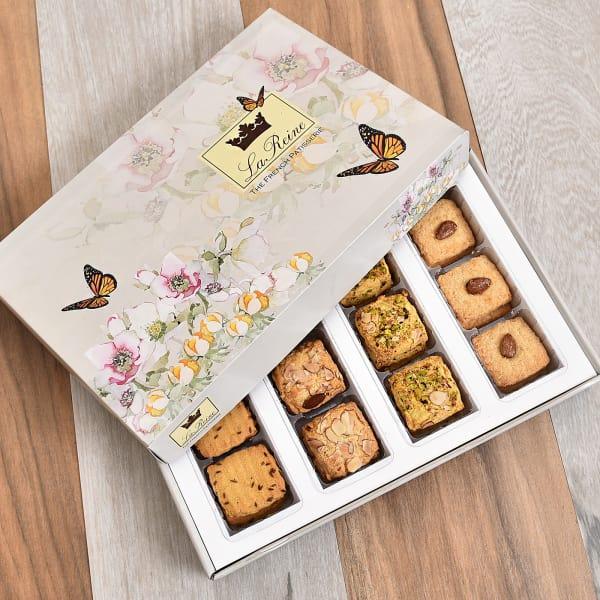 Delicious La Reine Assorted Cookies 500 Gms Pack