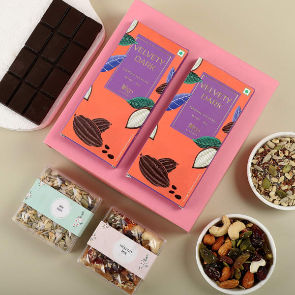 Deliciously Healthy Gift Pack