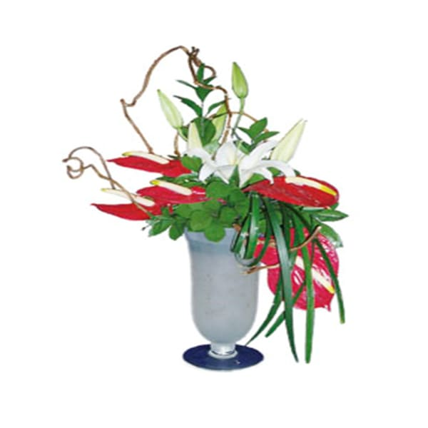 Designer Vase Arrangement