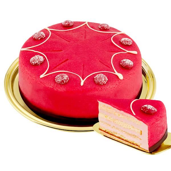 Dessert Raspberry Cake