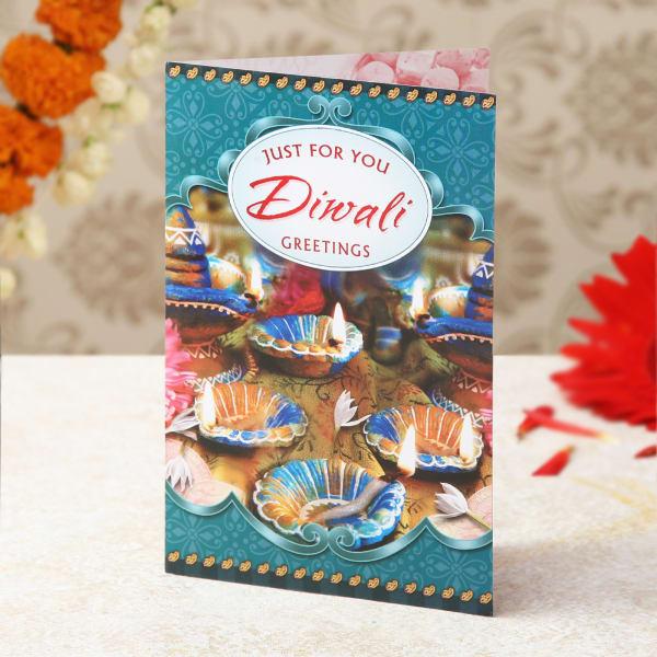 Diwali Greeting Card