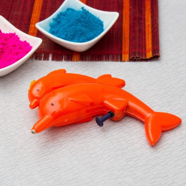 Dolphin Pichkari for Kids