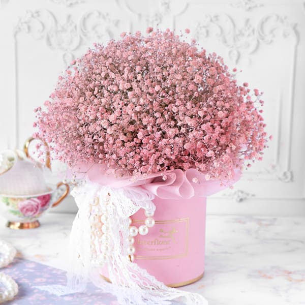 Dreamy Cloud Flower Box