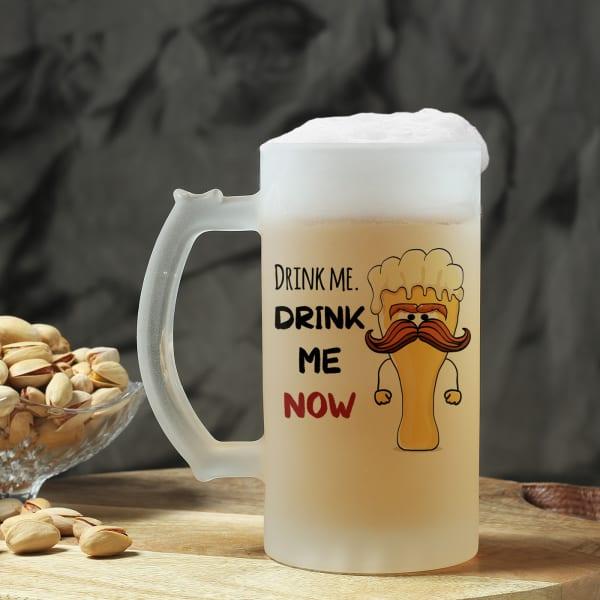 Drink Me - Beer Mug