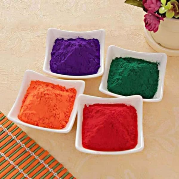 Dry Colors Combo for Holi