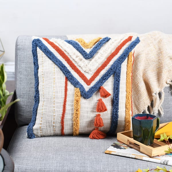 Eco-friendly Modern Cotton Cushion