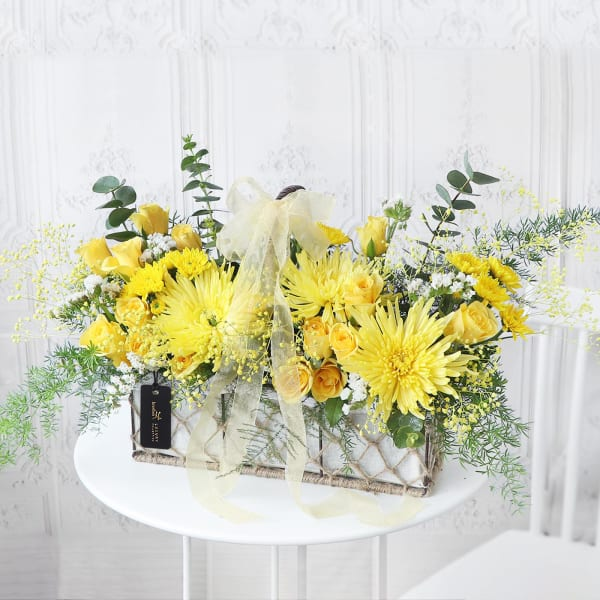 Elated Blooming Spirit