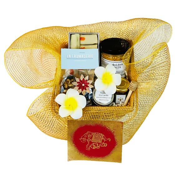 Elegant Diwali Gift Basket