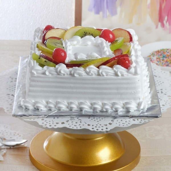 Elegant Mixed Fruit Cake (Half Kg)