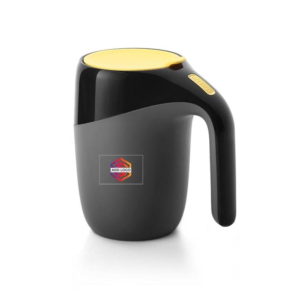 Elephant Suction Mug (400ml)  - Customize With Logo