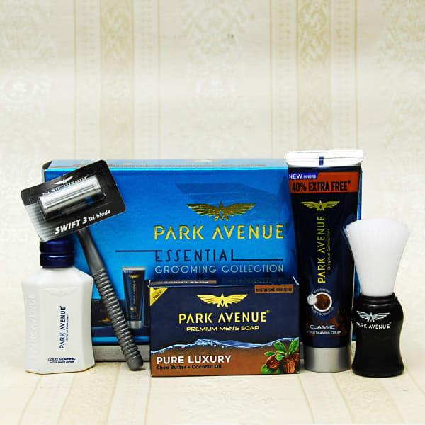 Essential Grooming Mens Kit