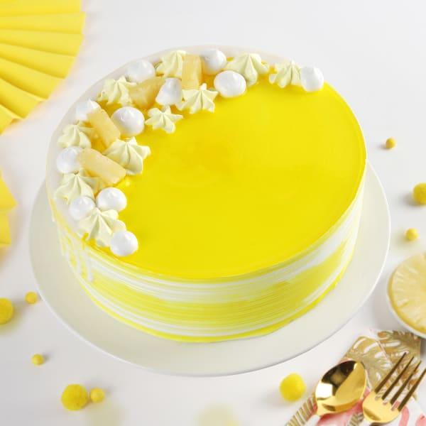 Exotic Pineapple Cake (2 Kg)