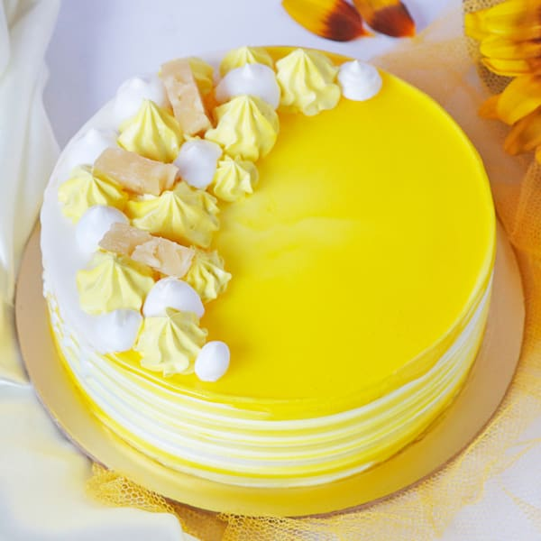 Exotic Pineapple Cake (Half Kg)