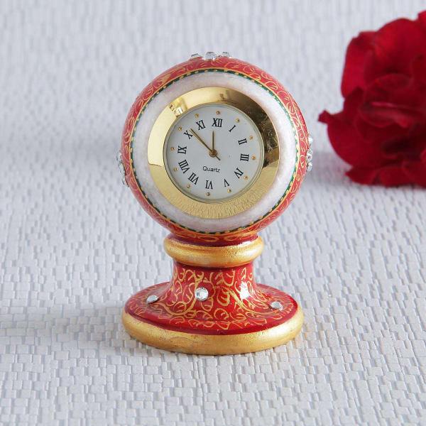 Exquisite Multicolor Table Clock