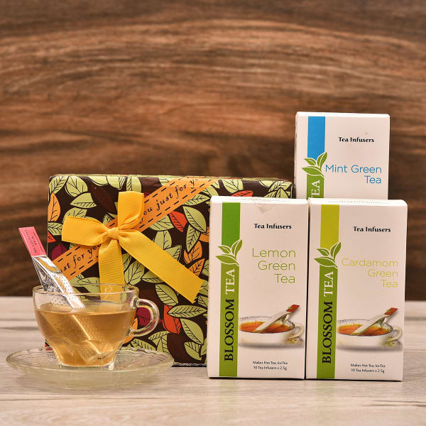 Flavoured Tea Infusers in Gift Box