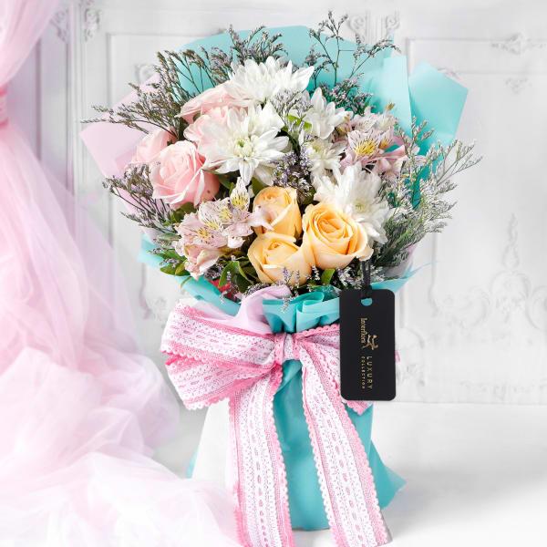 Floral Enchantment Bouquet