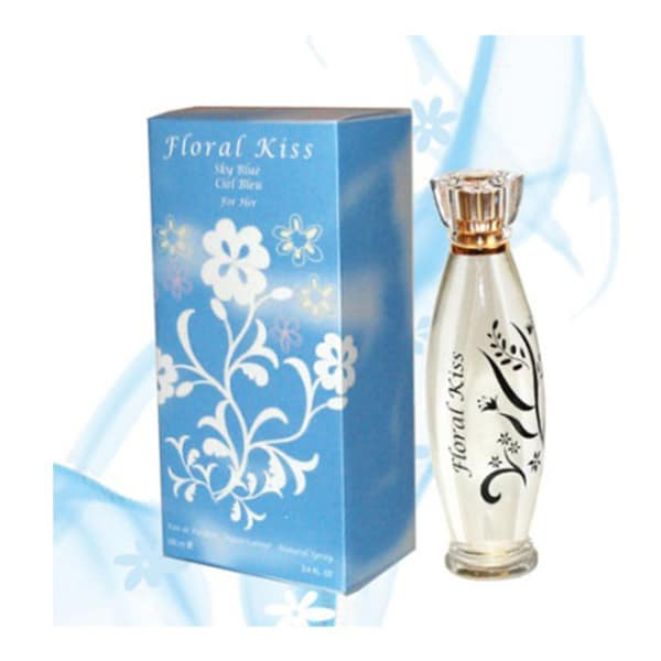 Floral Kiss Sky Blue for Women