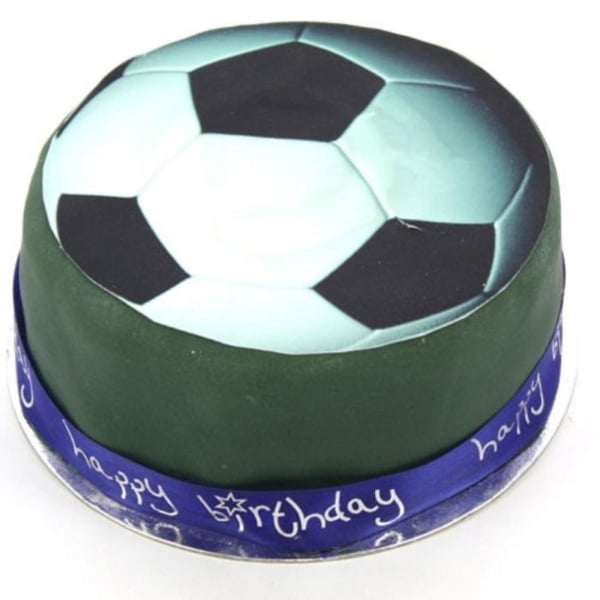 Football Celebration 10 inches Cake