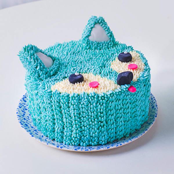 Foxy Cream Cake (3 Kg)