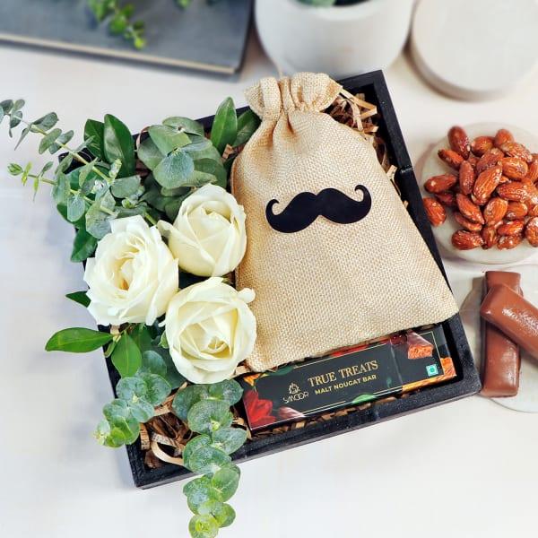 Fragrance Of Fatherhood Gift Box For Dad