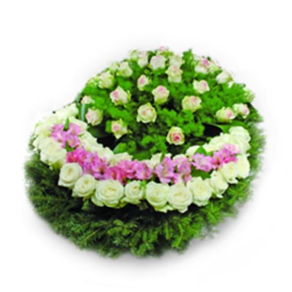 Funeral wreath Memories