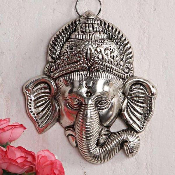 Gajmukh Ganesha Wall Hanging