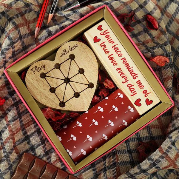 Game of Love Valentine's Hamper