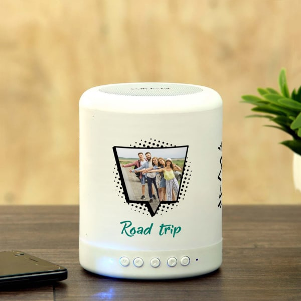 Goodtimes Personalized LED Bluetooth Speaker
