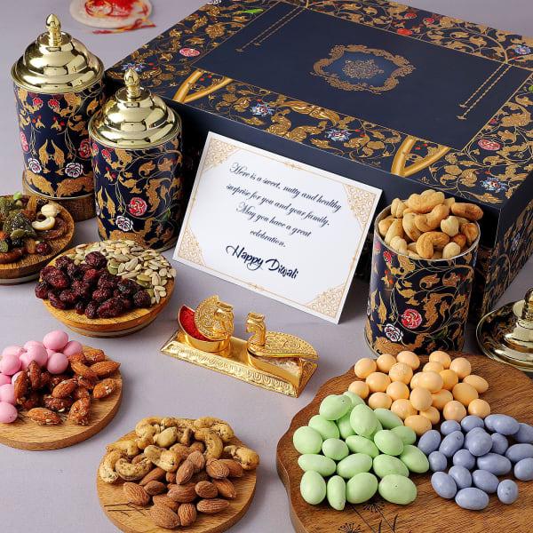 Gourmet Snacks And Treats Bhai Dooj Hamper