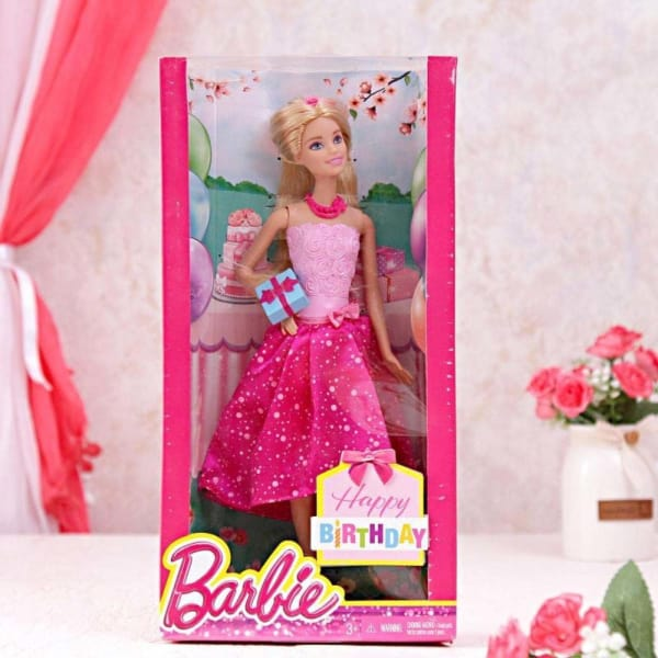 Happy Birthday Barbie Online