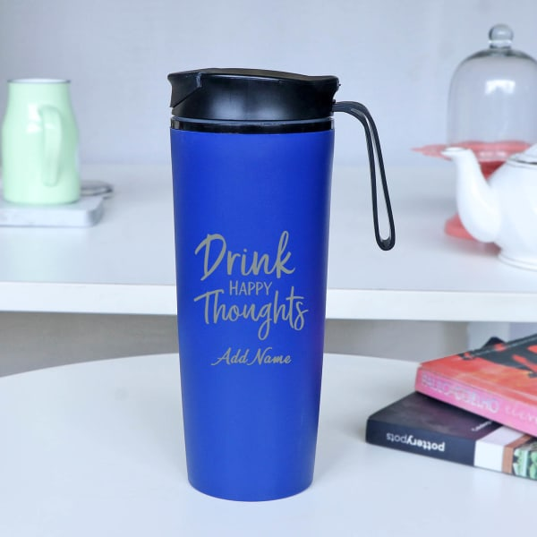 Happy Personalized Smart Mug - 450 ml