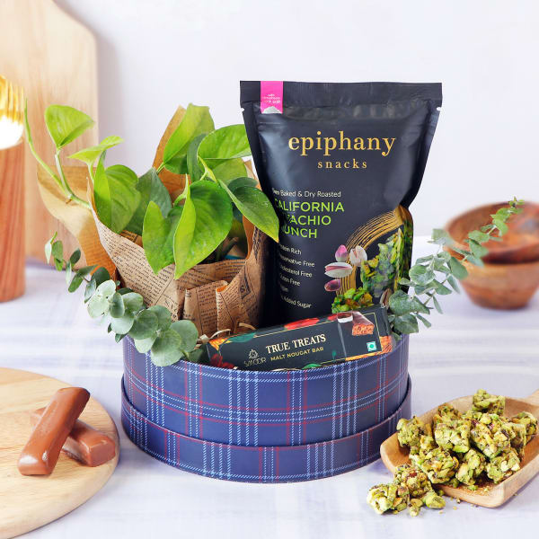 Health Feast in Gift Box Hamper