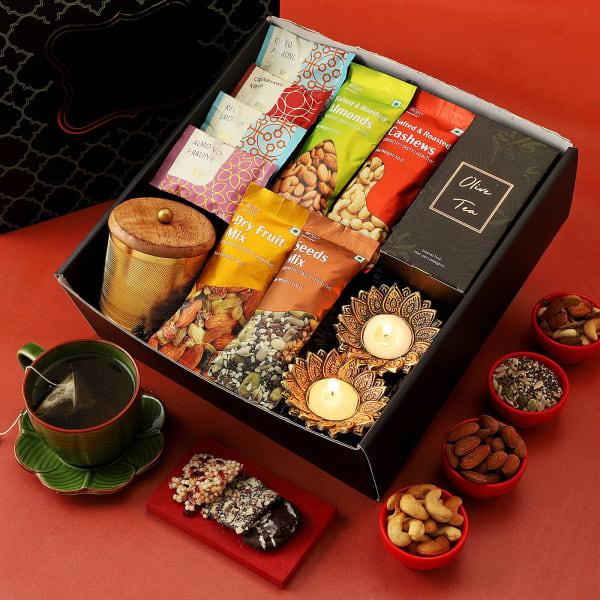 Healthy Hi-Tea Diwali Gift Box