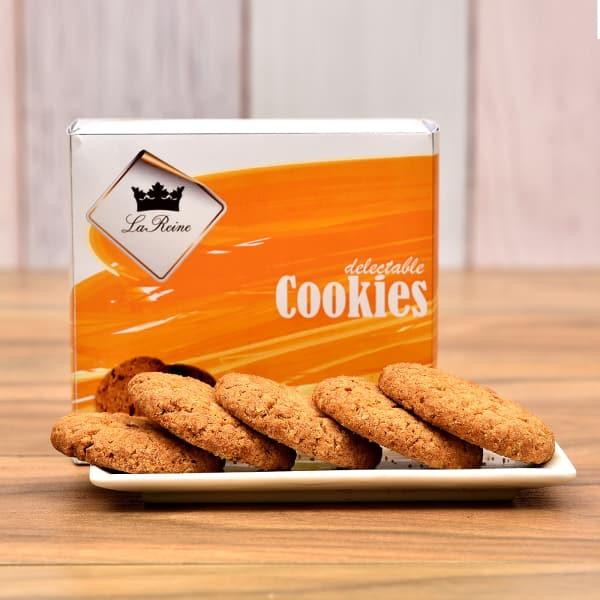 Healthy Oats & Honey Cookies