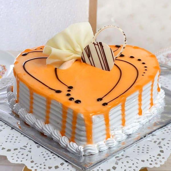Hearty Butterscotch Cake (Half Kg)