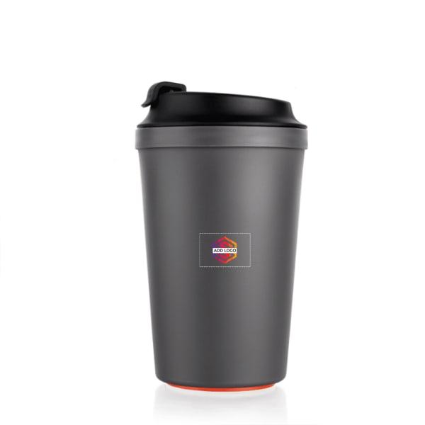 Idea Cafe Suction Mug (400ml) - Customize With Logo