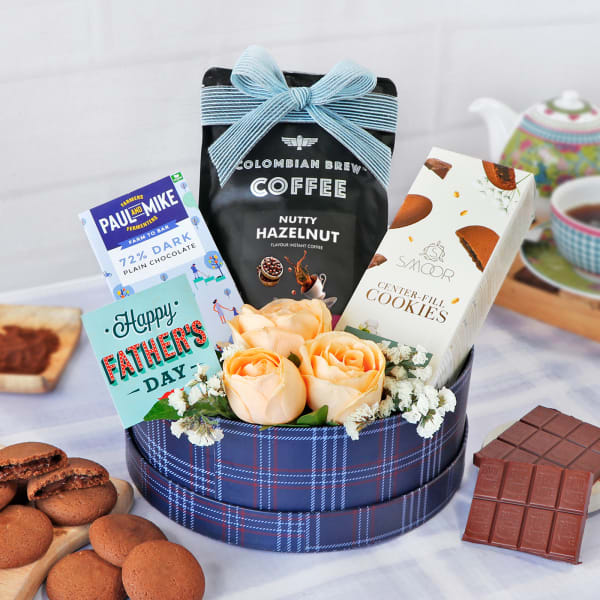 Irresistable Temptations Father's Day Hamper