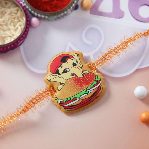 Kid's Rakhi: Gift/Send Rakhi Gifts Online(J11035401) | IGP com