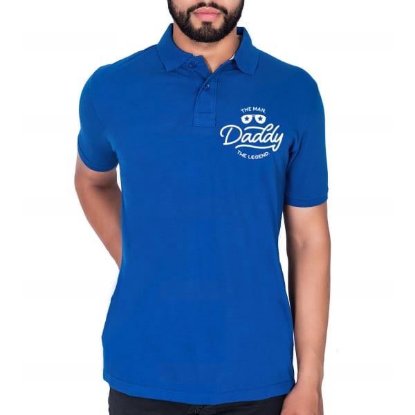 Legendaddy T-Shirt (Blue)
