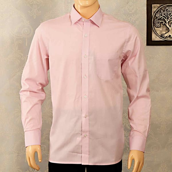 9fd80ccc7f2 ... Light Pink Formal Shirt For Men by Peter England Gift Send Fashion