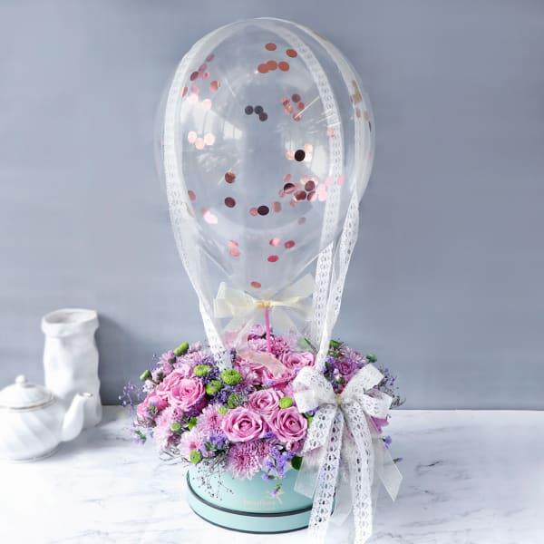 Lilac Symphony Bouquet